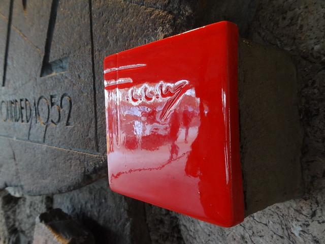 First Christian Church of Phoenix - Frank Lloyd Wright red tile