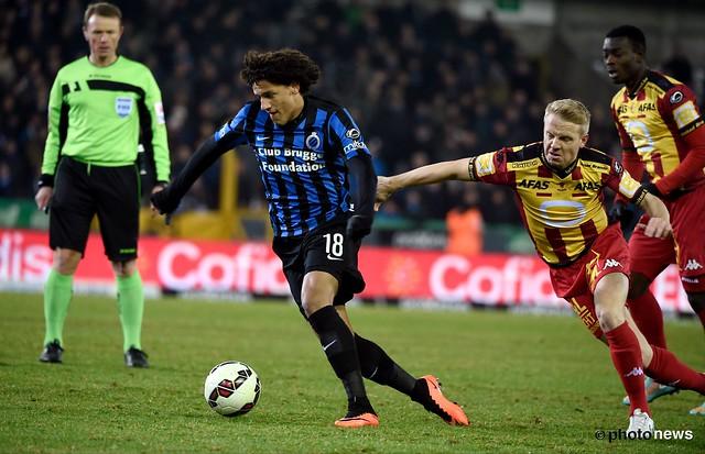 Club - KV Mechelen 20-01-2015