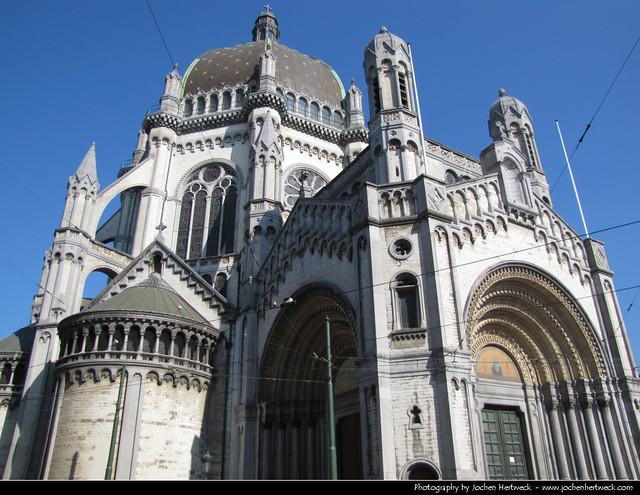 Église Royale Sainte-Marie, Brussels, Belgium