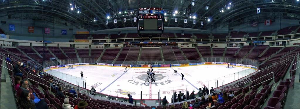 Giant Center Hershey Pa My Son S Hockey Team The York De Flickr