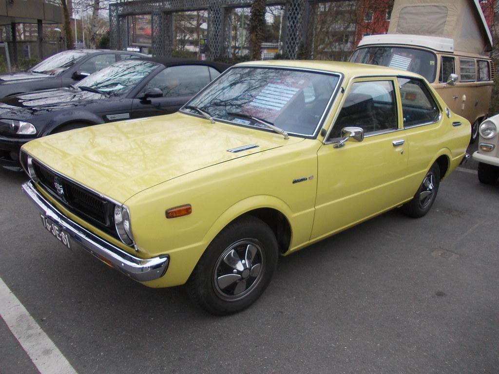 Kelebihan Toyota Corolla 1976 Tangguh