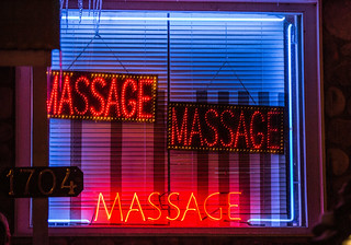 Massage Massage Massage | by Tony Webster