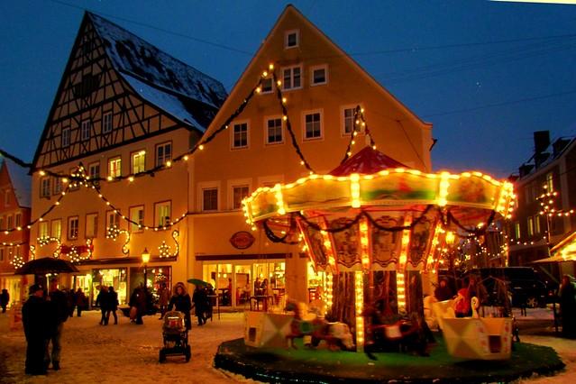 Christmas atmosphere ...