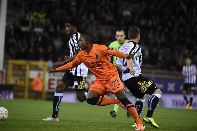 Charleroi - Club 02-11-2014