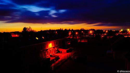 Noche en Denain