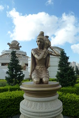 Galaxy Macau garden