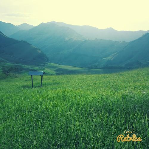 green landscape colombia fields potrero greenmountains beautifulcolombia sanalejophotography
