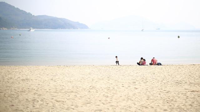 沙 灘 樂