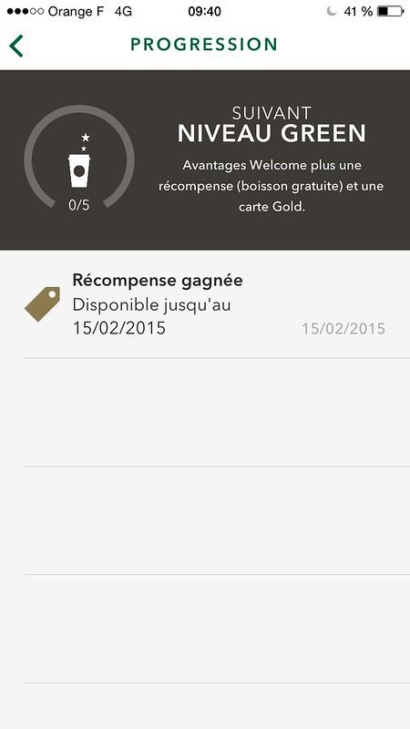 App Starbuck France