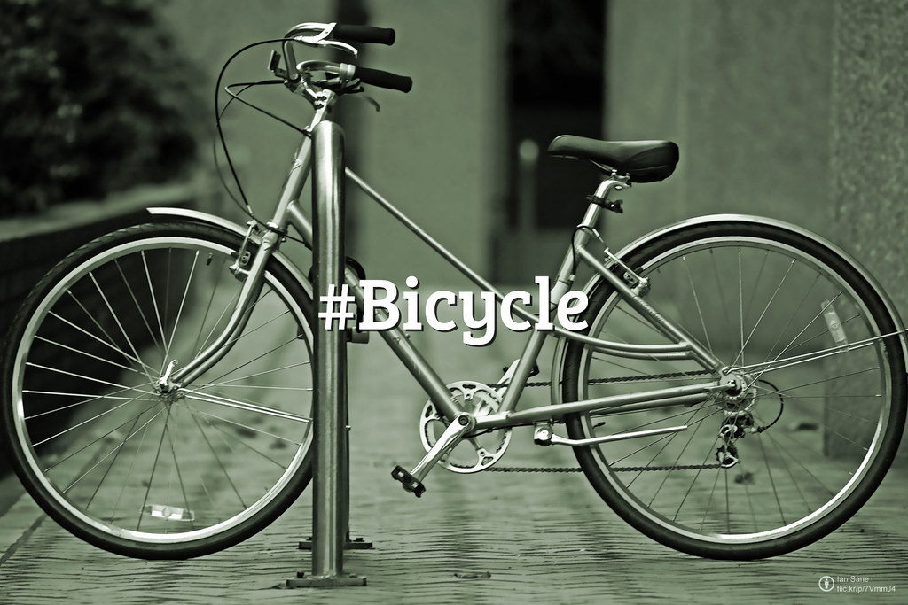 #FlickrFriday: Bicycle | Show your love for the most charming form of transportation through your pictures!