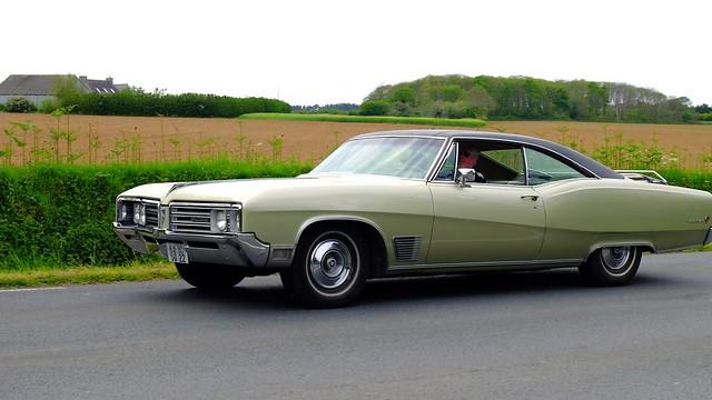 BUICK wildcat coupe 1968