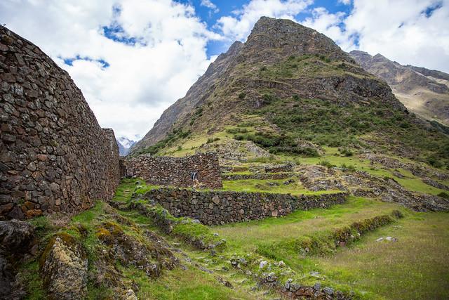 Inca Trail Day Four - 010
