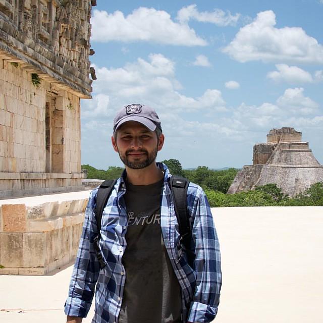 Greetings from the Rebel base at Yavin 4 😉 or in real life, the lost Mayan city of Uxmal. #Uxmal #Mayan #Mayans #maya #archaeology #indianajones #starwars #rebels #yavin #jungle #nature #natgeo #adventure #natgeo #discovery #templeofdom #kingdomofthe