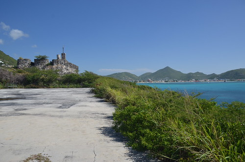 Fort Amsterdam, Philipsburg, St Maarten, Oct 2014 | by alljengi