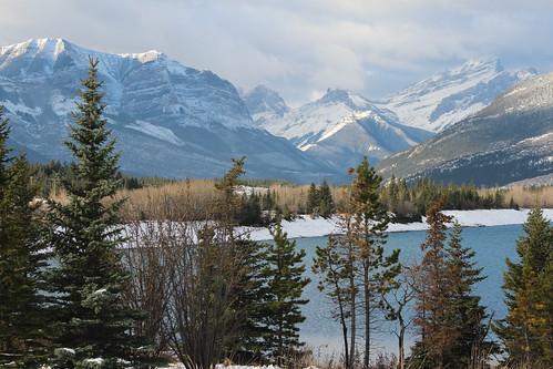 Seebee lake Alberta Canada