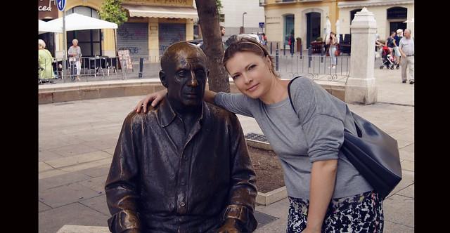with Pablo Ruiz
