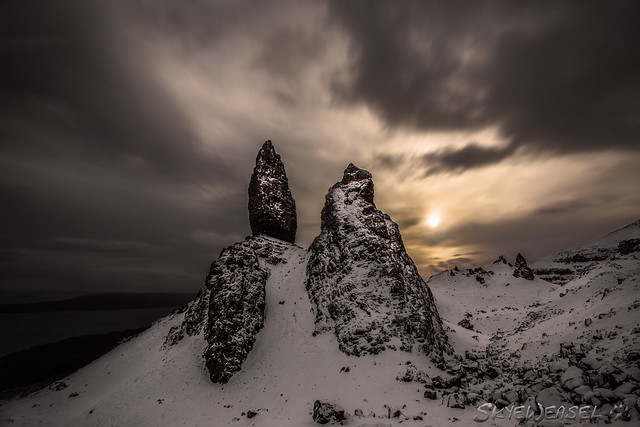 The Cold Man of Storr
