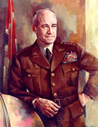 General Omar Nelson Bradley