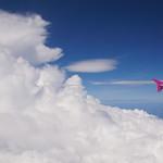 機窓より / View from Flight