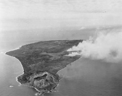 bombardeo de Iwo Jima