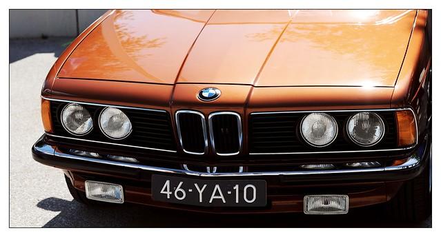 BMW 630 CS Automatic / 1977
