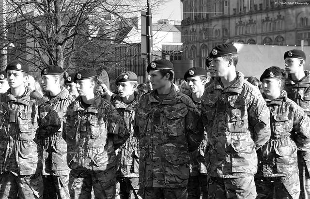 sheffield remembrance  parade2014