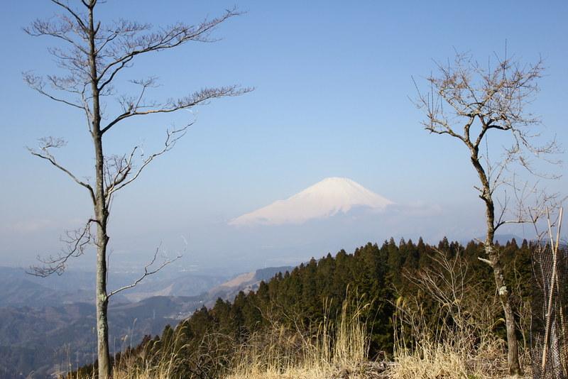 高松山 頂上