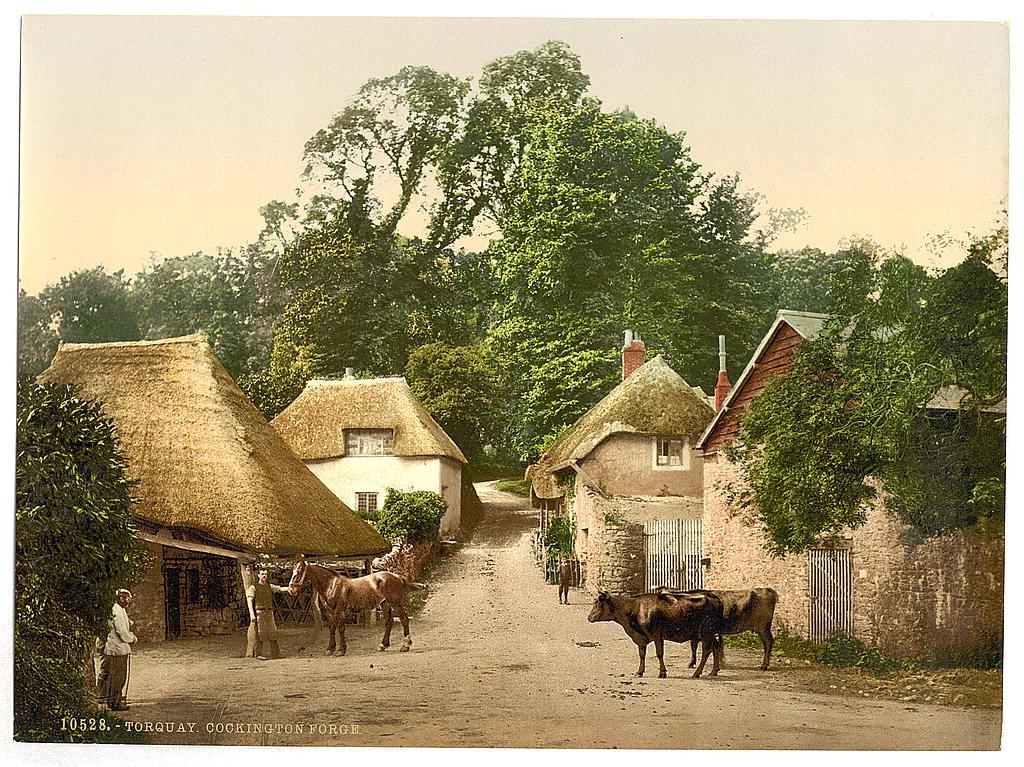 [Cockington Forge, Torquay, England] (LOC)