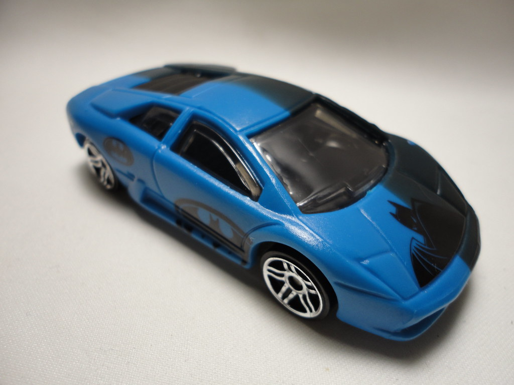 Hot Wheels Color Shifters Batman Lamborghini Murcielago Flickr