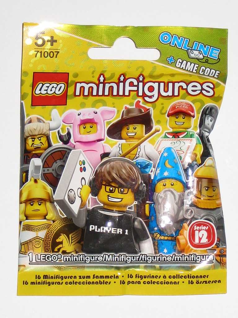 LEGO® Minifiguren 71007 Serie 12 Rockstar