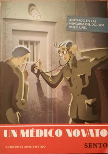 Libro. Un médico novato