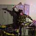 DJ flugvél & geimskip @ KEX Hostel, Room 320, 11-7-2014