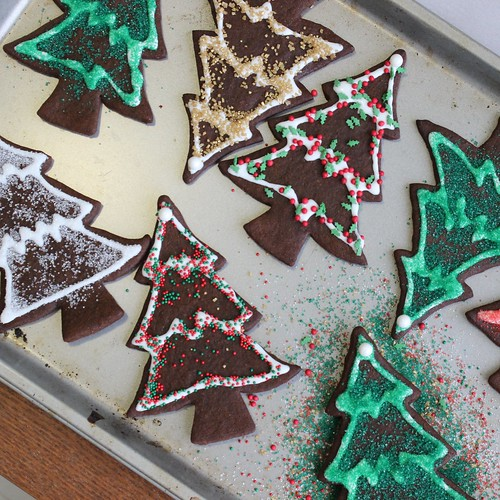 Snappy Gingerbread Cookies | by chelseaemeliekelly