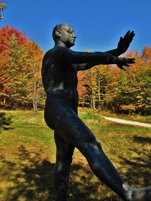 Griffis Sculpture Park Ellicottville NY