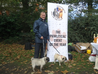 David Amess MP at the Westminster Dog of the Year competition | by AmessD