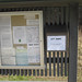 Thu, 01/22/2015 - 01:09 - New map box at the kiosk at Scott King Road installed Jan. 22, 2015. You can find copies of TRTC's 2015 ATT maps here.