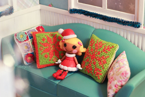 Christmas gifts for our dollhouse | by Talary Mars