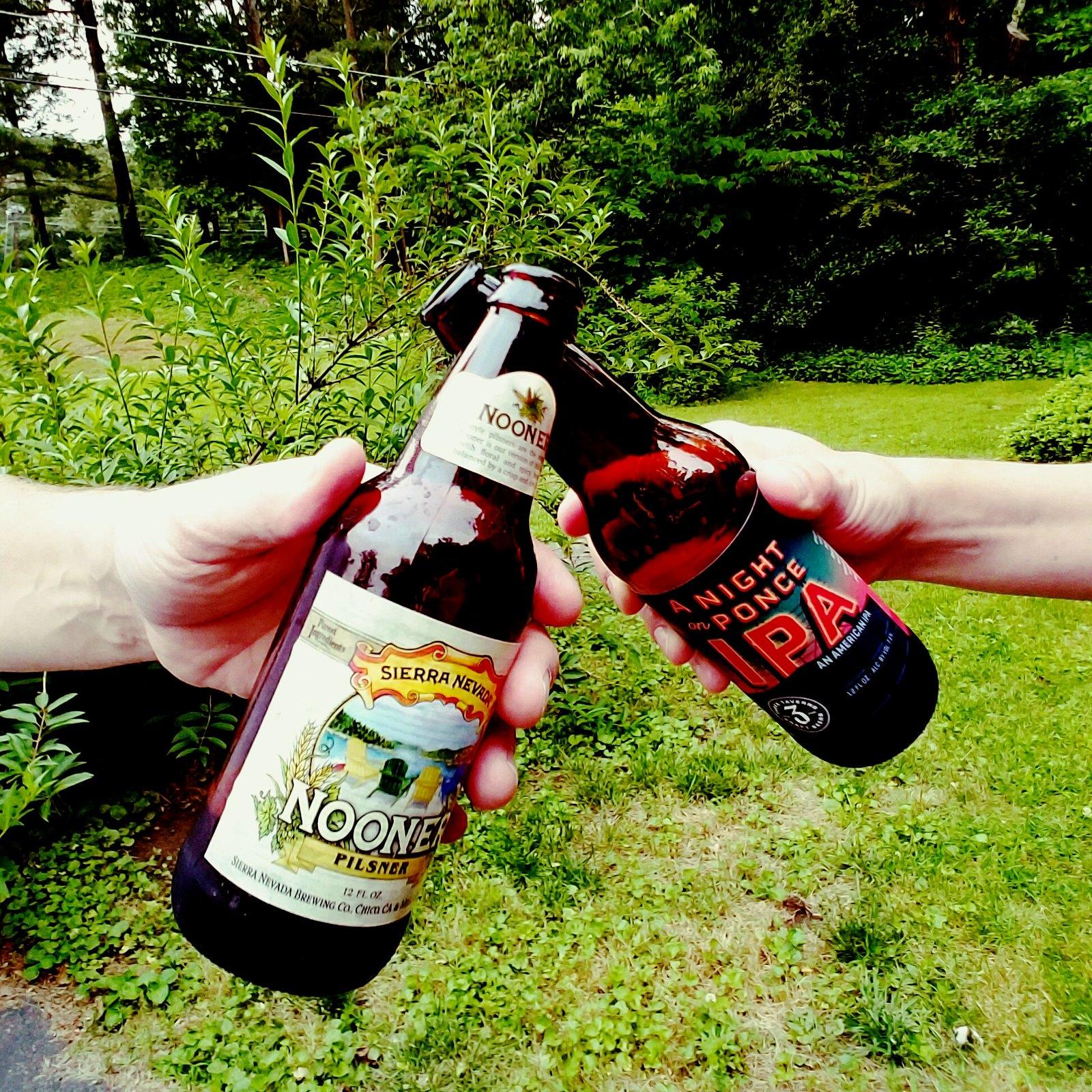 Toasting American Craft Beer Week 2016