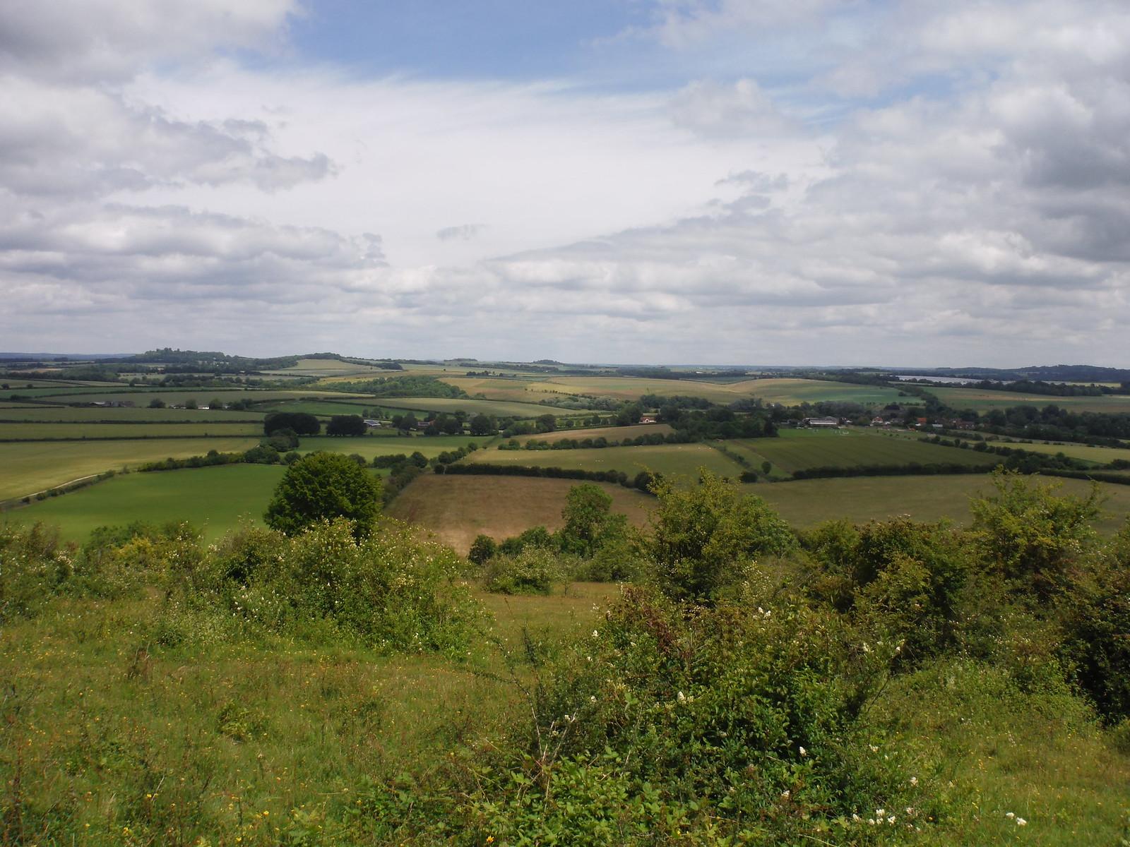 Wallop Brook Valley SWC Walk 265 - Dean to Mottisfont & Dunbridge