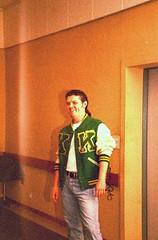 RICY als Gäste an der Grease-Premiere Zürich 2001