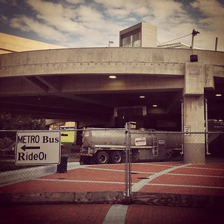 The first thing the new MD governor should do is blow up the crumbling, never-opened Silver Spring Transit Center | by Joe in DC