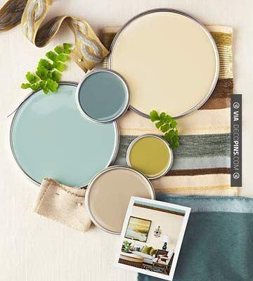 Paint Color Palettes Interior Color Schemes Better Homes Flickr