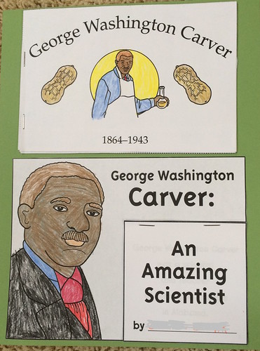 George Washington Carver | by prayingmother