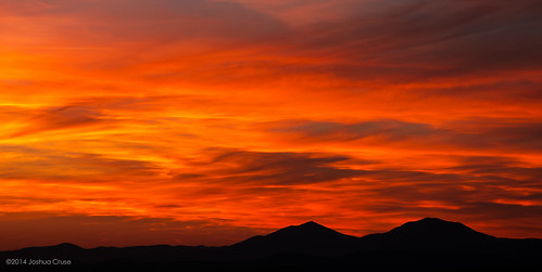 blue sunset sun mountain mountains fall nature set canon bedford virginia 4 ridge lynchburg va parkway otter 5d peaks shenandoah