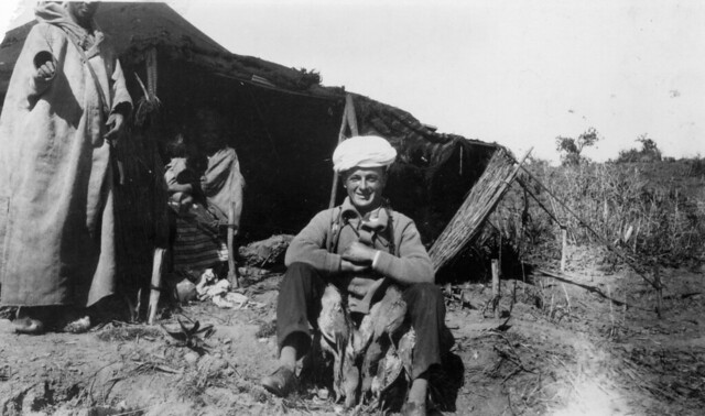 Morocco, 1930s, hunting