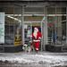 santa's reindogs by Jeff Hayward (@pointandwrite)