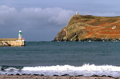 Port Erin - just before the weather bomb