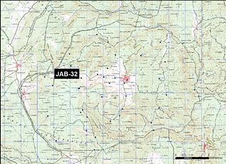 JAB_32_M.V.LOZANO_HONTANARES_MAP.TOPO 1