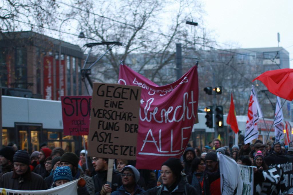 Köln Demo News