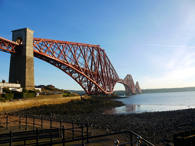 The Forth Bridge - AS SEEN IN EXPLORE